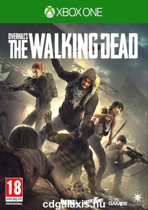 Xbox One Overkills The Walking Dead
