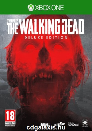 Xbox One Overkills The Walking Dead Deluxe Edition